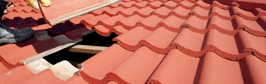 compare Dishes roof repair quotes