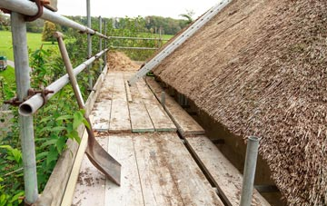 advantages of Dishes thatch roofing