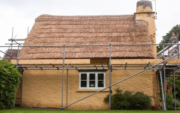 Dishes thatch roofing costs